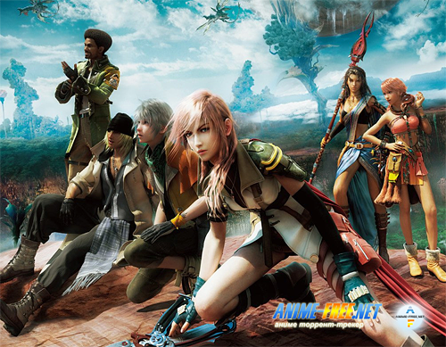 �������� ��������� �������� / Final Fantasy  [ 1855��;JPG ] ART | Wallpapers