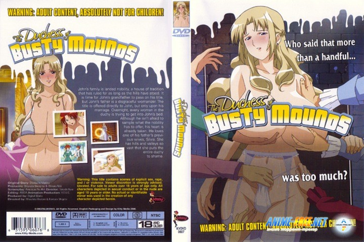 Картинка The Duchess of Busty Mounds / Mamahaha / Мачеха [2 из 2] [RUS,JAP,ENG] Anime Hentai
