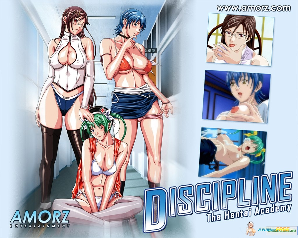 Картинка Discipline: The Record of a Crusade [2007 / PC / ENG / VN] H-Game