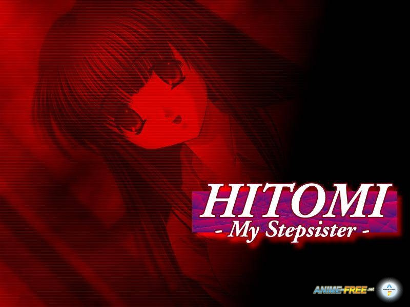 Картинка Hitomi: My Stepsister / Gimai: Hitomi [2004 / PC / ENG / VN] H-Game