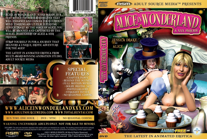 Картинка Alice in Wonderland - A XXX  / Алиса в стране чудес - XXX  [Movie / 3D] [ENG] Anime Hentai