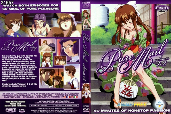 �������� Pure Mail / ���������� �������� / �������� ������ [2 �� 2] [ENG,RUS,JAP] Anime Hentai