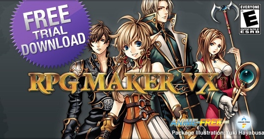 Картинка RTP (Runtime Packcage) Все для игр RPG Maker - VX RTP, VX Ace RTP, dll [Soft]
