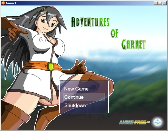 Картинка Adventures of Garnet / Приключения Гарнет [2013] [Uncen] [RPG] [ENG,RUS] H-Game