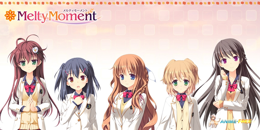 Картинка Melty Moment [2014] [Cen] [VN] [JAP] H-Game