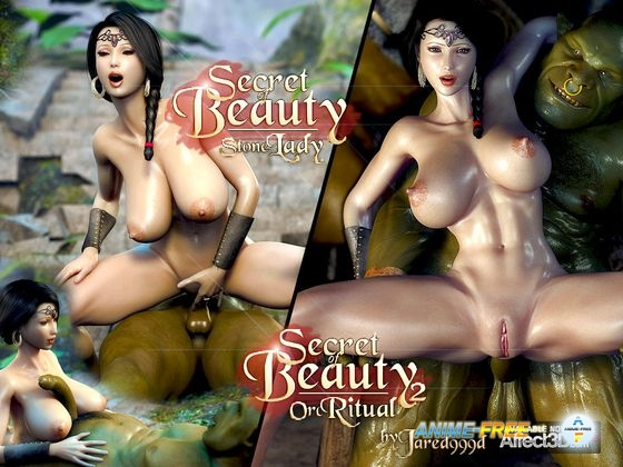 Картинка Secret of Beauty Bundle [2014] [Uncen] [3DCG,Animation] [ENG] H-Game
