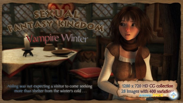 Картинка Sexual Fantasy Kingdom: Vampire Winter [2015] [Uncen] [3DCG,Flash] [ENG] H-Game