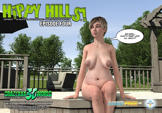 Картинка HIPPY HILLS / ХИППИ ХИЛЛЗ 1 - 13 выпуск [Uncen] [ENG] Porno Comics