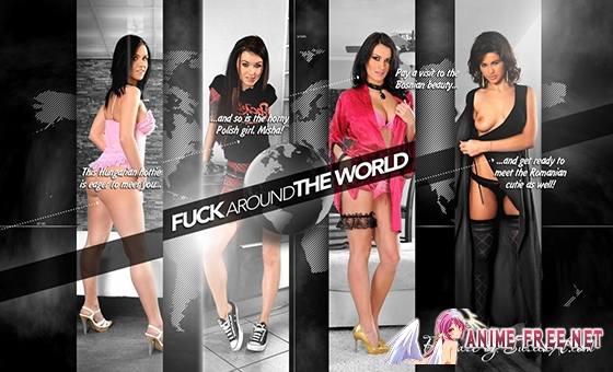 Картинка Fuck around the world [with Western Europe] [2015] [Uncen] [Flash, Video] [ENG] SexGame