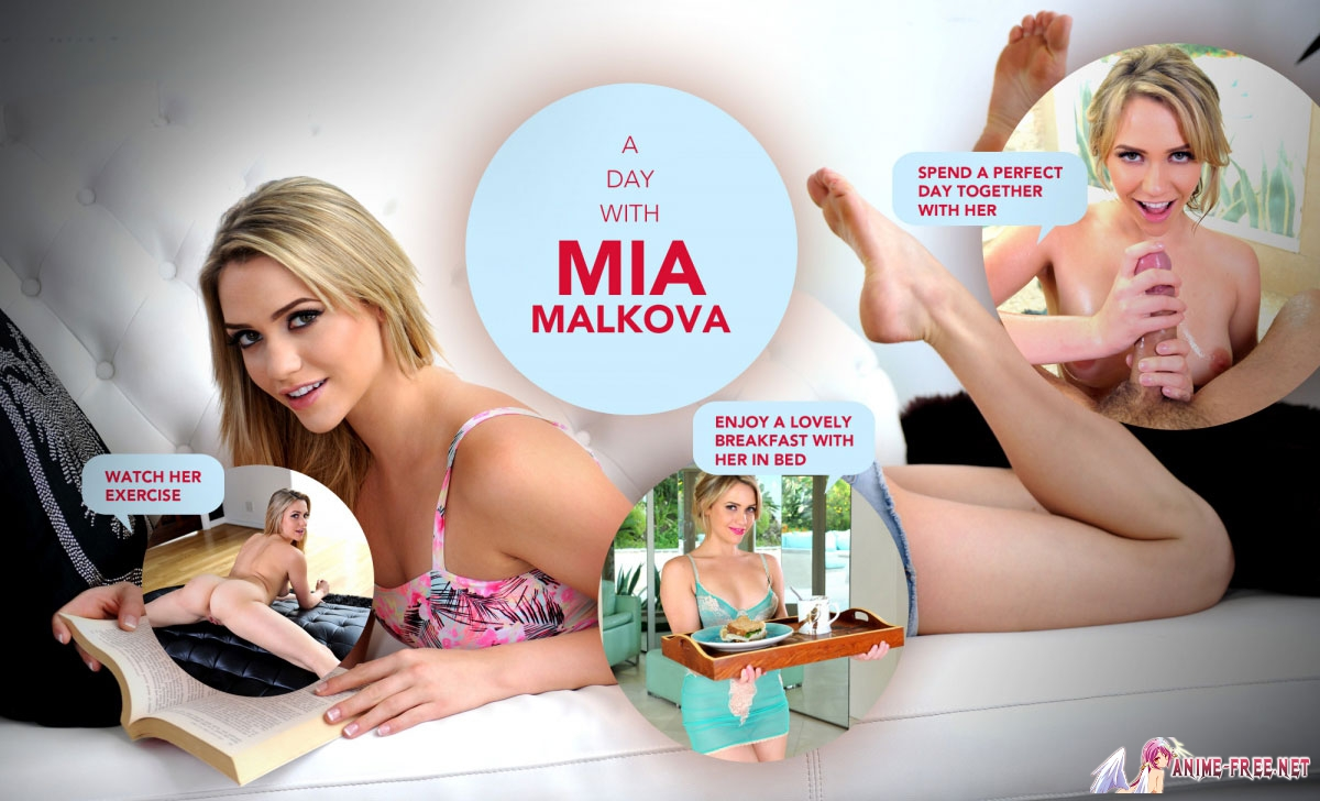 Картинка A day with Mia Malkova [2015] [Uncen] [Flash, Video] [ENG] SexGame