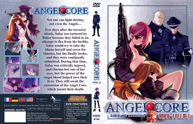 Картинка Angel Core: Tenshi-tachi no Sumika / Angel Core / Суть ангелов [2 из 2] [RUS,ENG,JAP] Anime Hentai