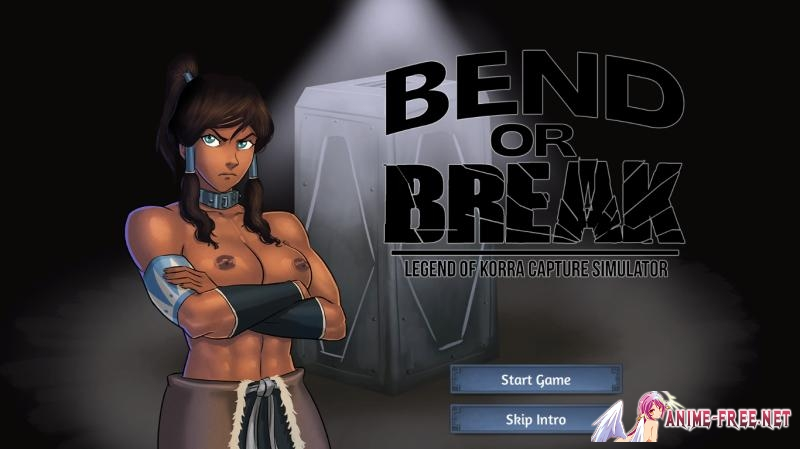Картинка Bend or Break: Legend of Korra Capture [2015] [Uncen] [ADV] [ENG] H-Game