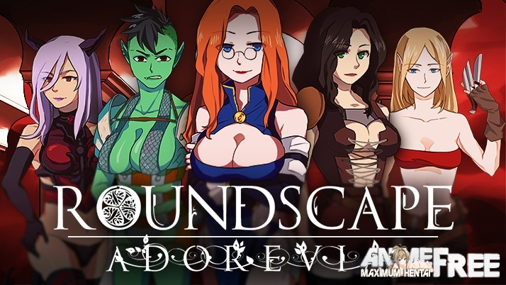 Картинка Roundscape: Adorevia [2015] [Uncen] [jRPG] [ENG] H-Game