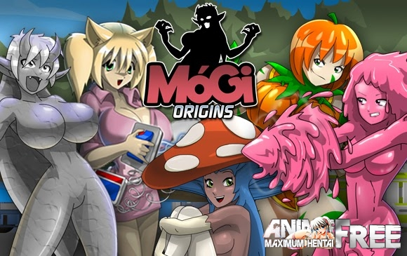 Картинка MoGi Origins [2015] [Uncen] [Action] [ENG] H-Game
