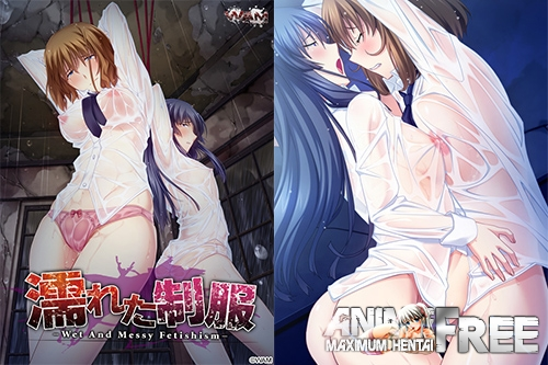 Картинка Nureta Seifuku -Wet And Messy Fetishism- [2015] [Cen] [VN] [JAP] H-Game
