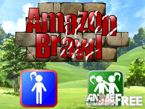 Картинка Amazon Brawl [2015] [Uncen] [Platformer, Fighting] [ENG,JAP] H-Game