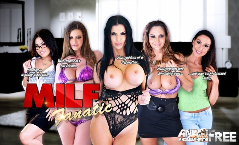Картинка The MILF Fanatic [2015] [Uncen] [Video, Flash] [ENG] SexGame