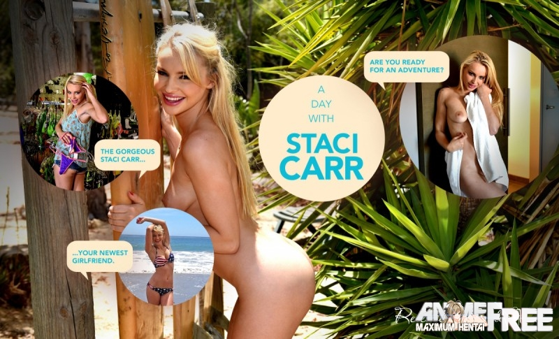 Картинка A day with Staci Carr [2015] [Uncen] [Video, Flash] [ENG] SexGame