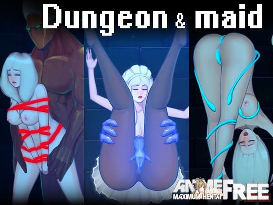 Картинка Dungeon&Maid [2015] [Uncen] [Action, Animation] [ENG] H-Game