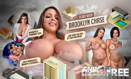 Картинка A day with Brooklyn Chase [2015] [Uncen] [Video, Flash] [ENG] SexGame