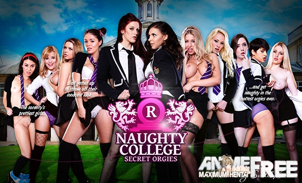 Картинка Naughty College: Secret Orgies [2015] [Uncen] [Video, Flash] [ENG] SexGame
