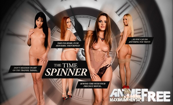 Картинка The Time Spinner [2015] [Uncen] [Video, Flash] [ENG] SexGame