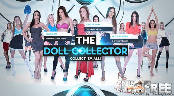 Картинка The DollCollector 4 [2015] [Uncen] [Video, Flash] [ENG] SexGame