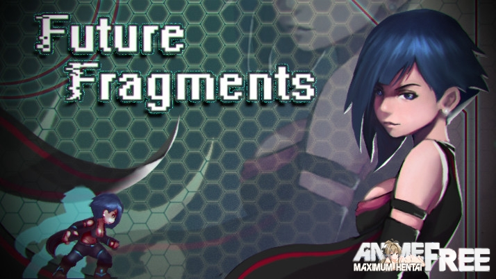 Картинка Future Fragments [2015] [Uncen] [Arcade, Action] [ENG] H-Game