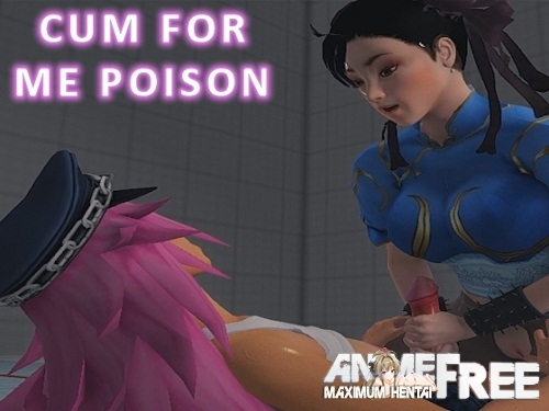 Картинка Cum for me Poison [2015] [Ep.1] [720p] [ENG] 3D-Hentai