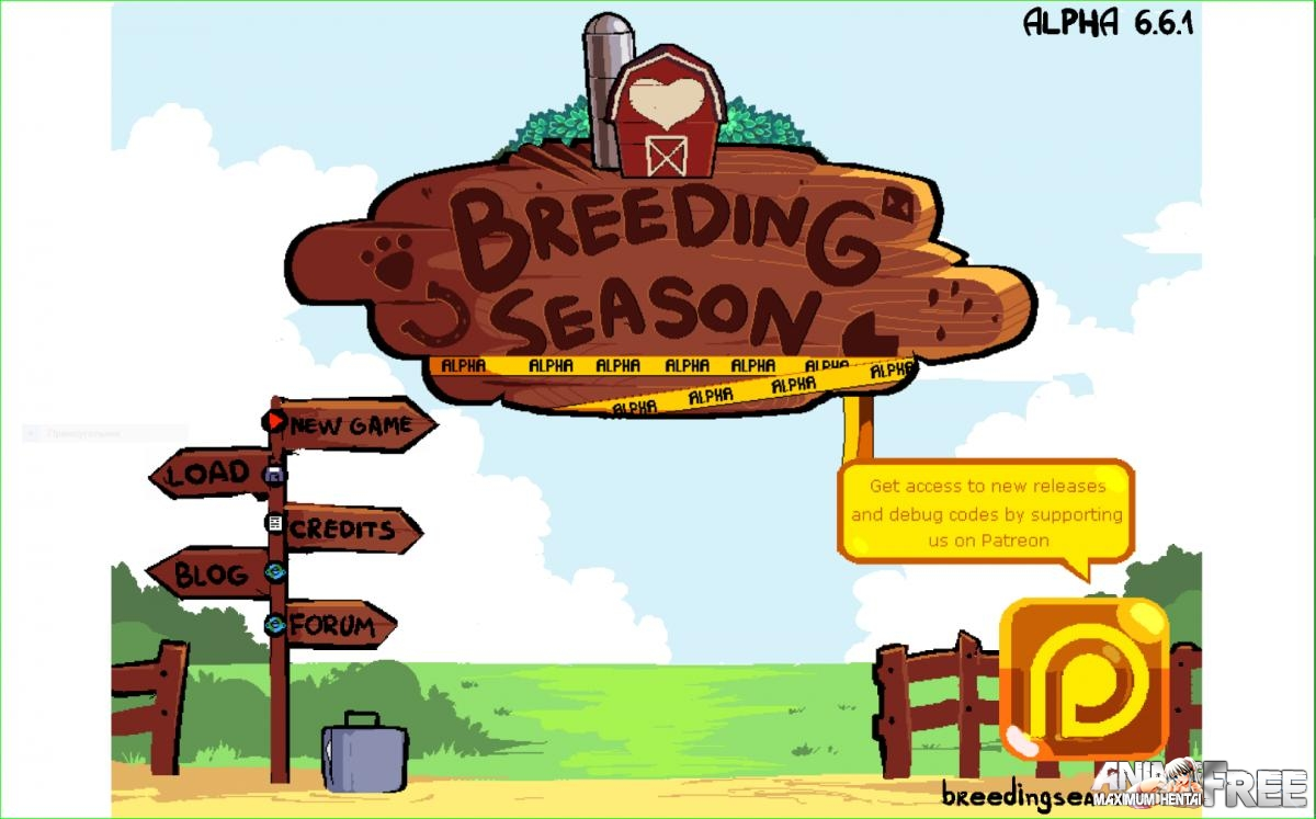 Картинка Breeding season [2015] [Uncen] [RPG, SLG, Strategy, Animation, Flash] [ENG] H-Game