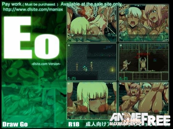 Картинка Eo [2013] [Cen] [Action, DOT/Pixel] [JAP] H-Game