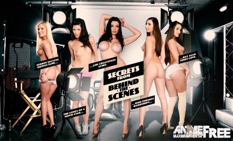 Картинка Secrets From Behind the Scenes [2015] [Uncen] [Video, Flash] [ENG] SexGame