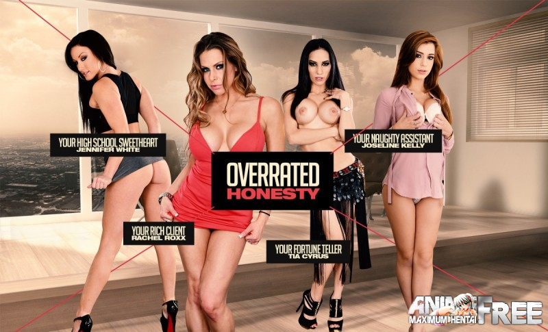 Картинка Overrated Honesty [2015] [Uncen] [Video, Flash] [ENG] SexGame