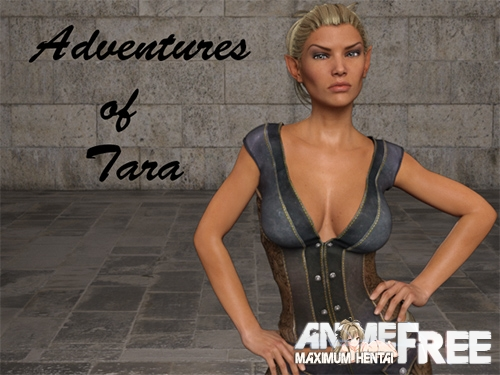 Картинка Adventures of Tara [2017] [Uncen] [RPG, 3DCG] [ENG] H-Game