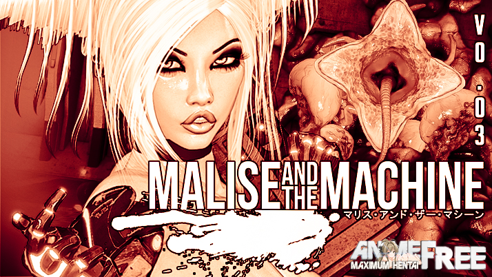 Картинка Malise and the Machine [2015-2016] [Uncen] [RPG, Shooter] [ENG] H-Game