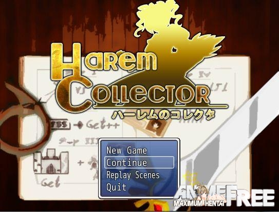 Картинка Harem Collector [2013] [Uncen] [RPG, 3DCG] [ENG] H-Game
