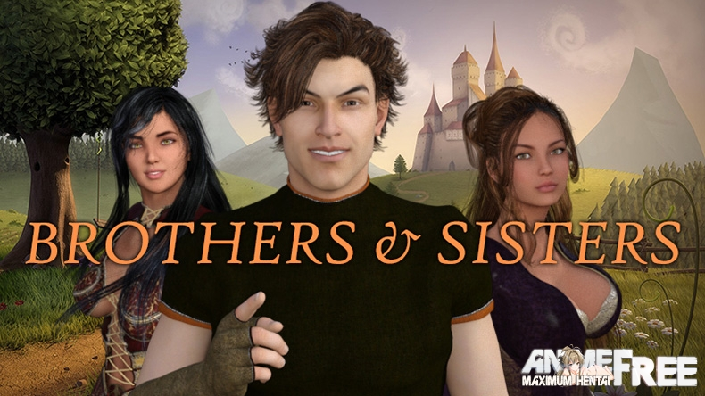 Картинка Sisters&Brothers (episode 1) [2016] [Uncen] [RPG] [ENG] H-Game