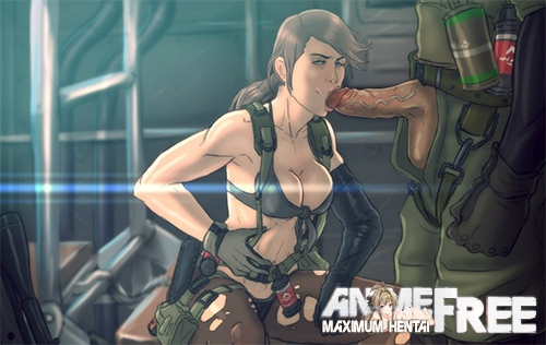 Картинка [Collection] - Quiet (MGS) [Uncen] [JPG,PNG,GIF] Hentai ART