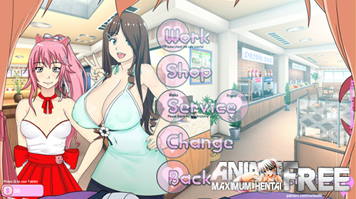 Картинка Umichan Maiko Classroom Havoc [2016] [Uncen] [ADV, Flash] [ENG] H-Game