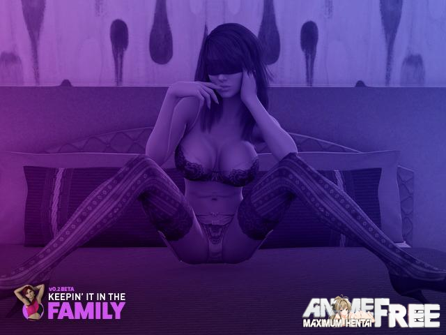 �������� Keepin' It In The Family [2016] [Uncen] [3DCG, RPG] [ENG] H-Game