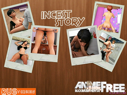 Картинка Incest Story [2016] [Uncen] [RPG, 3DCG] [RUS] H-Game