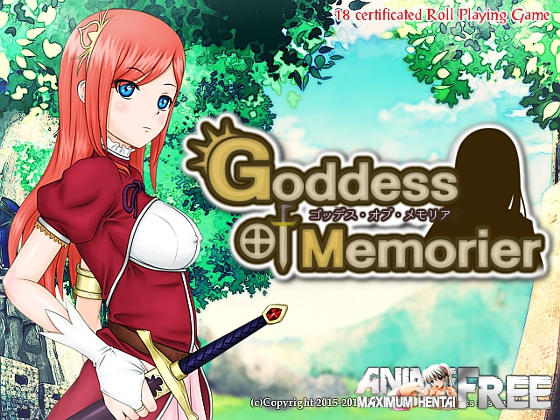 Картинка Goddess of Memorier [2016] [Cen] [jRPG] [JAP] H-Game