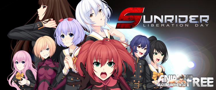 Картинка Sunrider: Liberation Day [2016] [Uncen] [VN, Strategy] [JAP,ENG,RUS] H-Game
