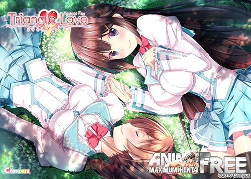 �������� Triangle Love -Apricot Fizz- /  �������� ����������� - ����������� ���������� [2016] [Cen] [VN] [JAP] H-Game