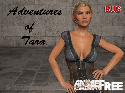 Картинка Adventures of Tara [2016] [Uncen] [RPG, 3DCG] [RUS] H-Game