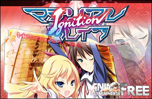 Картинка Material Brave Ignition [2012] [Cen] [VN, RPG, Fighting] [JAP] H-Game