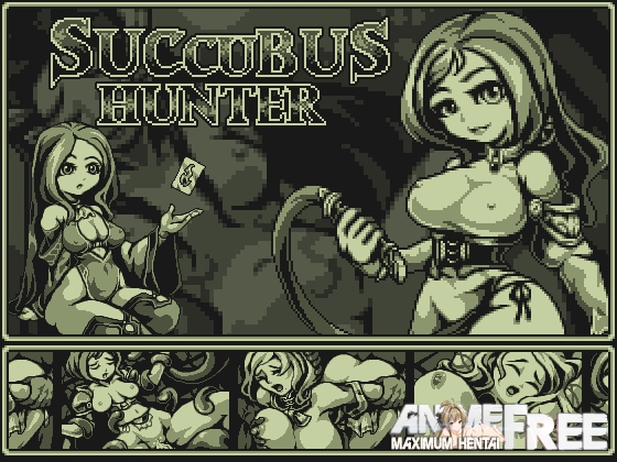 Картинка Succubus Hunter [2016] [Ptcen] [Action] [ENG] H-Game