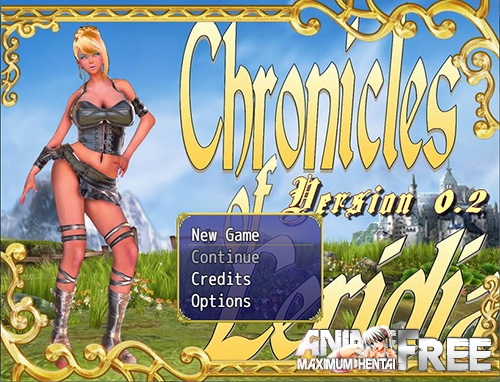 Картинка Chronicles of Leridia [2016] [Uncen] [RPG, 3DCG] [ENG] H-Game