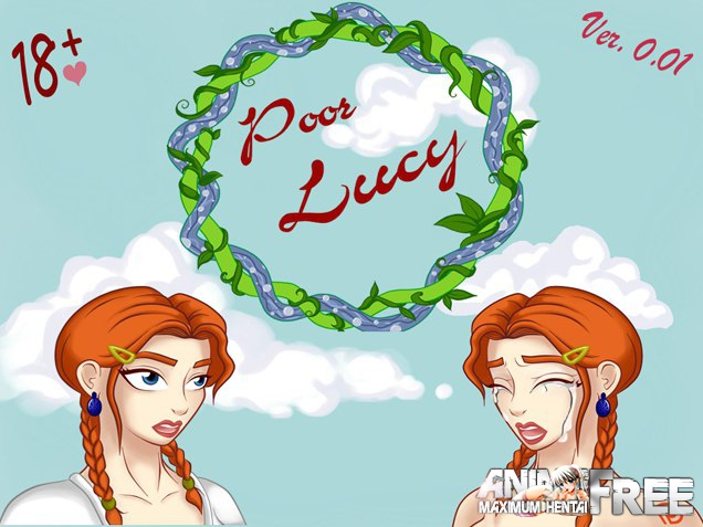 Картинка Poor Lucy / Бедная Люси [2016] [Uncen] [RPG, ADV] [RUS,ENG] H-Game