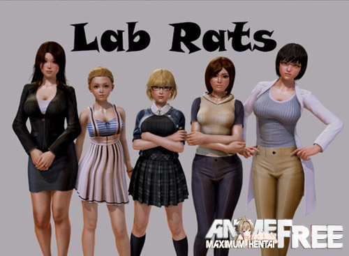 Картинка Lab Rats [2016] [Uncen] [ADV, 3DCG] [ENG] H-Game